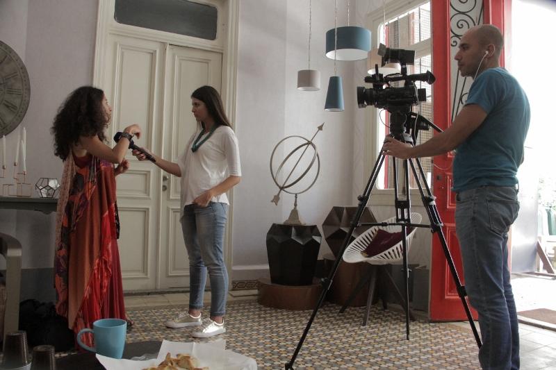 The caravan lebanon press conference 01