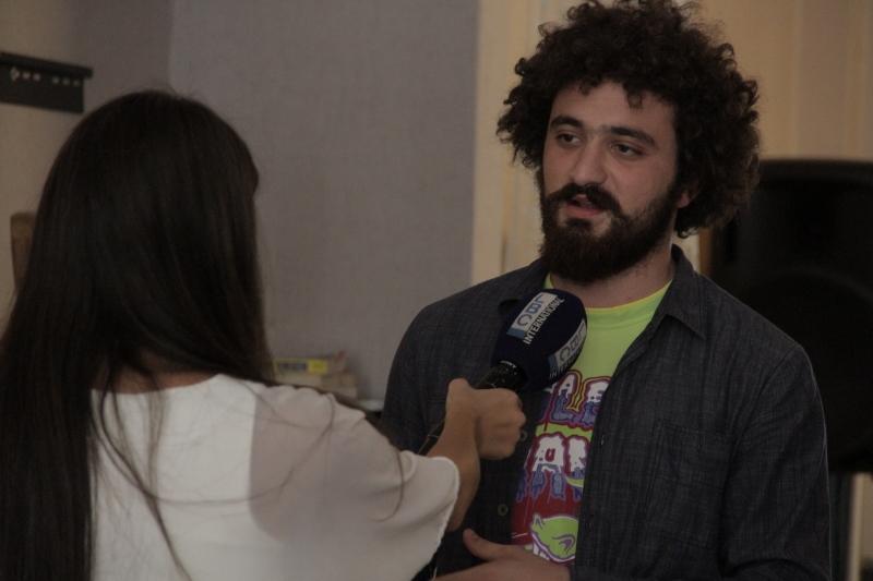 The caravan lebanon press conference 02