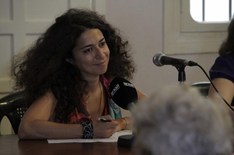 The caravan lebanon press conference 07