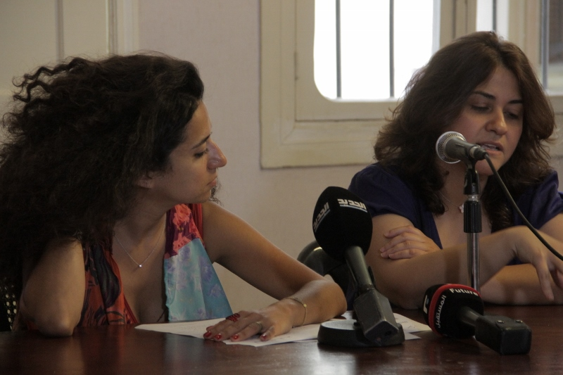 The caravan lebanon press conference 09