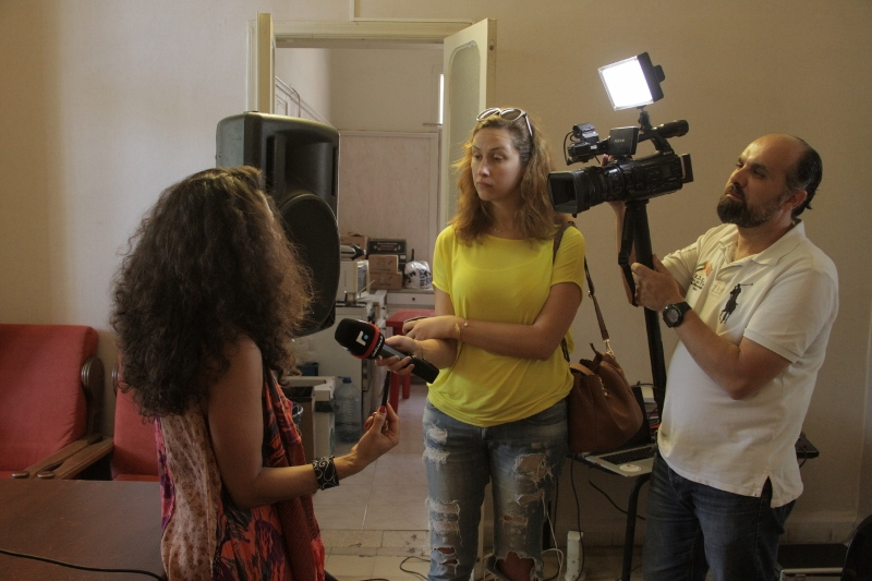 The caravan lebanon press conference 11