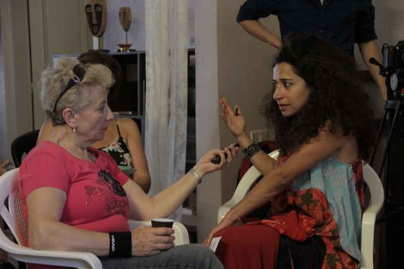 The caravan lebanon press conference 12